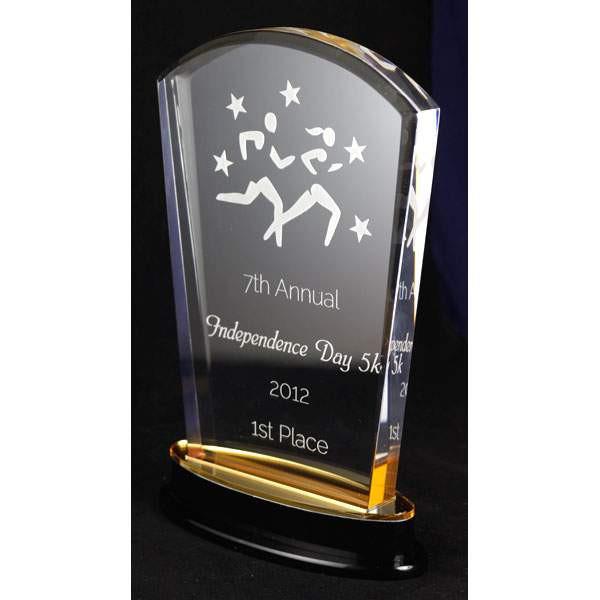 acrylic arch award