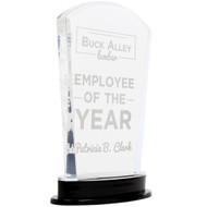Silver Acrylic Arch Awards