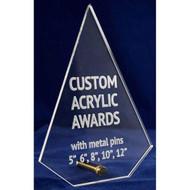 economy acrylic award