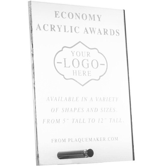 Economy Acrylic Awards