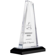 Acrylic Award - Star Tower