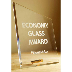 Economy Peak Glass Awards Sale