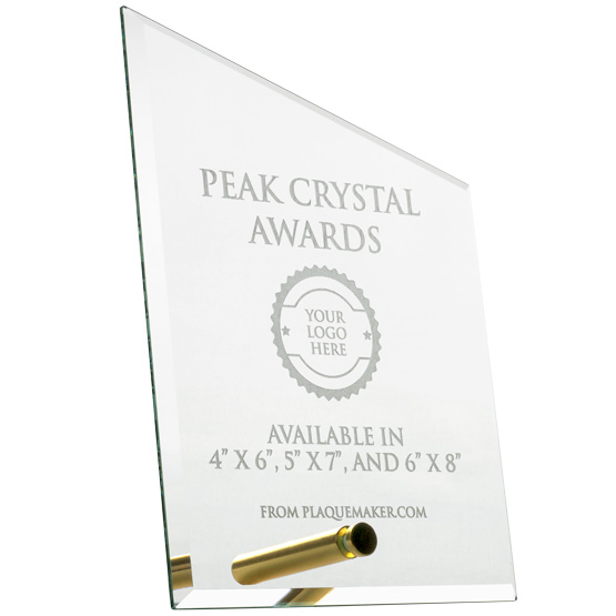 Peak Economy Glass Award
