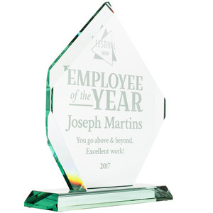Employee of the Year Royal Diamond