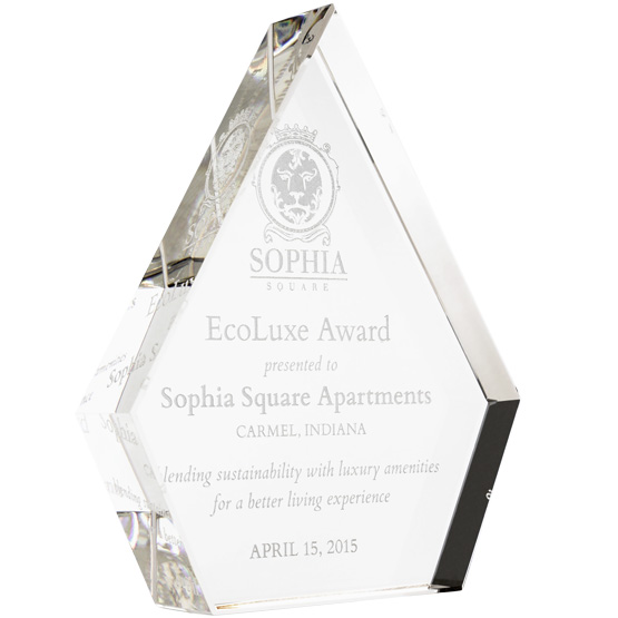 Crystal Pinnacle Award