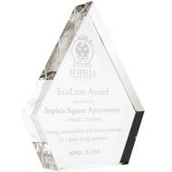 Crystal Award - Crystal Pinnacle