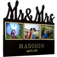Acrylic Mr. & Mrs. Frame