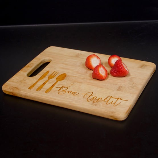 "Custom Cutting Boards - 11.375""x8.675"""