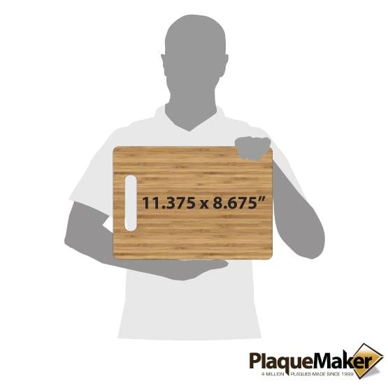 """Custom Cutting Boards - 11.375""""x8.675"""""""