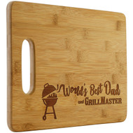World's Best Dad Cutting Board