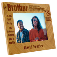 Brother Bamboo Frame