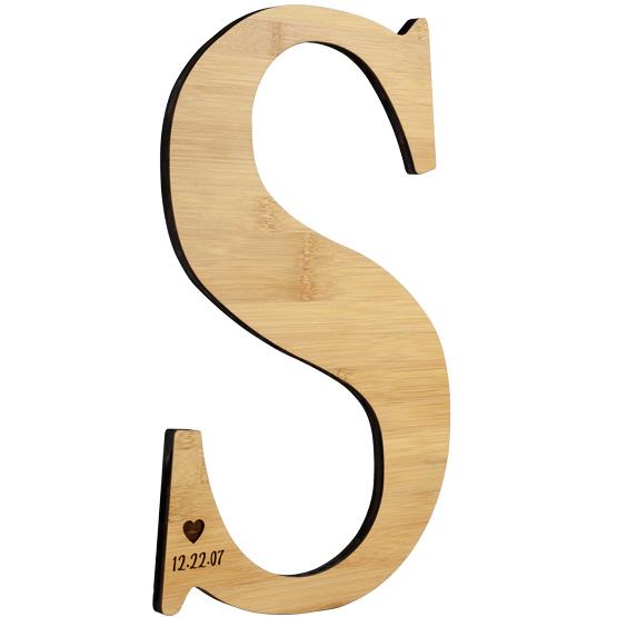 Letter Guest Sign