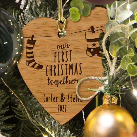 Hanging Stocking Ornament