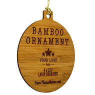 bamboo ornament