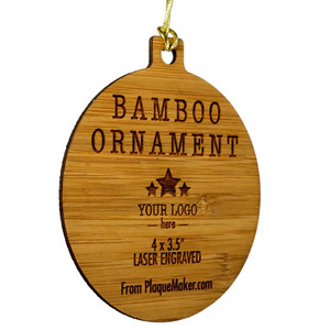 bamboo ornament