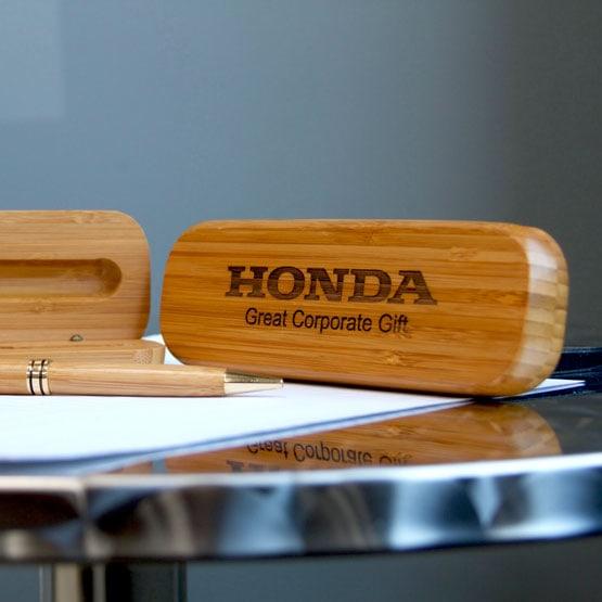 Custom Bamboo Wood Pens