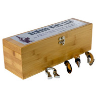 bamboo wine set
