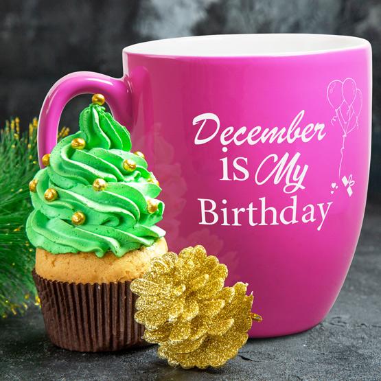 Pink Ceramic Bistro Mug
