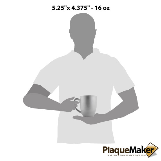Silver Bistro Mug Size Guides