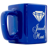 Custom Blue Coffee Mugs - 8 oz.