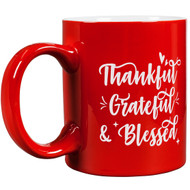 Thankful Fall Mug