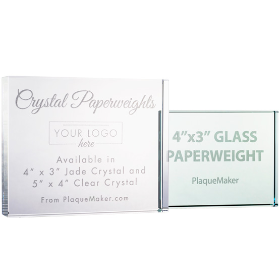 Crystal Paperweights
