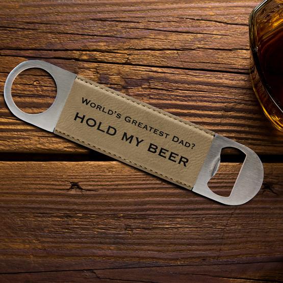 Greatest Dad Bottle Opener