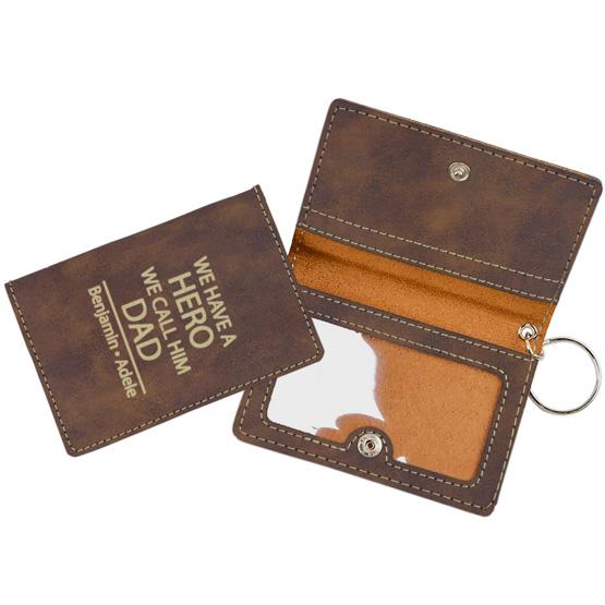 Rustic Wallet