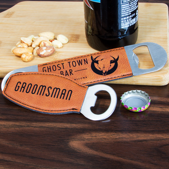 Rawhide Magnetic and Bottle Opener