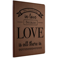 Foolishly in Love Notebook