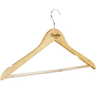 Maple Clothes Hangers Style 1