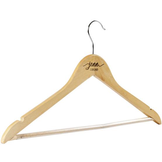 Maple Clothes Hangers