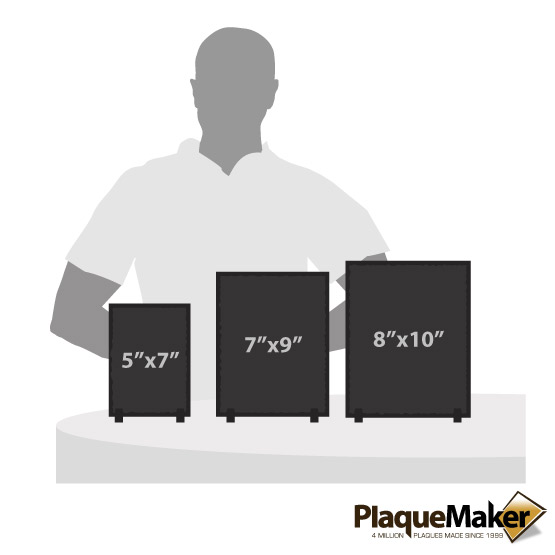 Slate Rectangle Size Guide