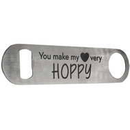 Hoppy Heart Bottle Opener