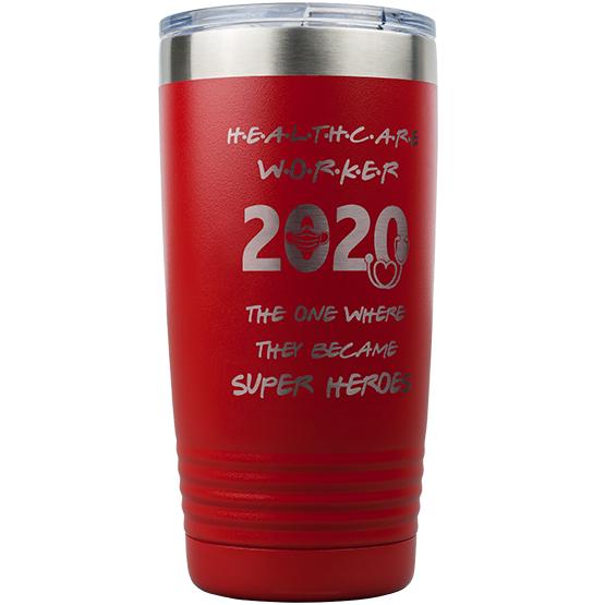 20 oz Healthcare Tumbler