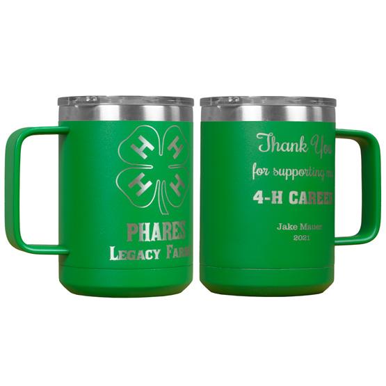 4-H Mug