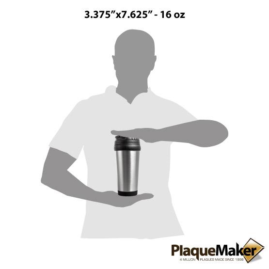 Stainless Steel Travel Mug Sizes