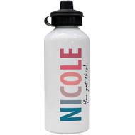20 oz Sublimated Water Bottle