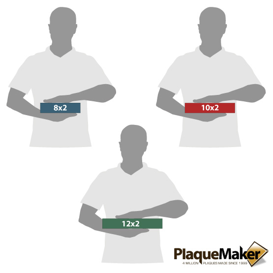 Plastic Hospital Plates Sizes