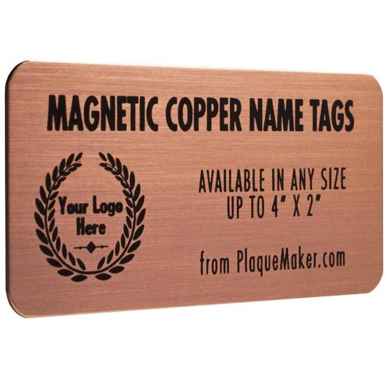 copper badge