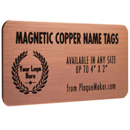 copper badge