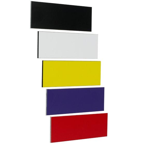 blank plastic tag sale