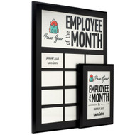 Employee of the Month Plaque Set - Set 1