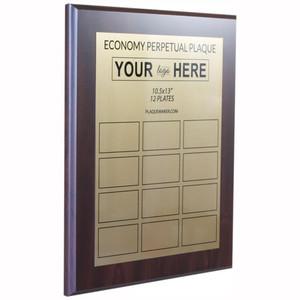 Economy Perpetual Plaque