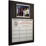 Perpetual Plaques with Photo Frame