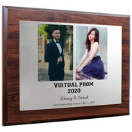 2020 Virtual Prom Aluminum Plaque