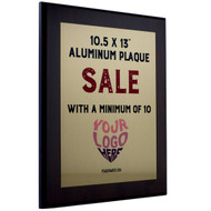 sublimated plaques 10.5x13 sale