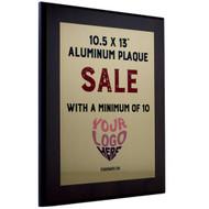 aluminum plaque sale