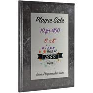 """6""""x8"""" sublimated plaques sale"""