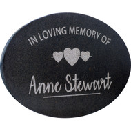 Memorial Plaques - Stone Marble